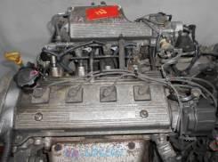 Продам двигатель в сборе с АКПП, Toyota 4A-FE (4WD)