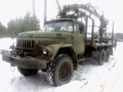 ЗИЛ 131. Продается грузовик ЗИЛ-131 с гидроманипулятором, 5 600 куб. см., 10 000 кг.