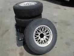 Bridgestone Dueler A/T D694. Грязь AT, износ: 20%, 4 шт