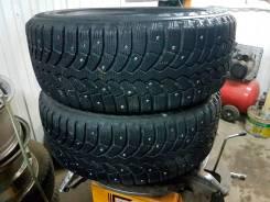 Bridgestone Blizzak Spike-01. Зимние, шипованные, 2013 год, износ: 20%, 2 шт