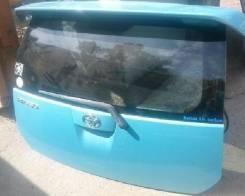 Дверь багажника. Toyota Passo, QNC10, KGC15, KGC10 Двигатели: K3VE, 1KRFE