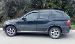 BMW X5. автомат, 4wd, 4.4 (286 л.с.), бензин, 285 тыс. км