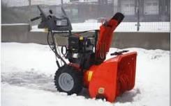 Снегоуборочная машина (Champion, Husqwarna, Huter, Кама, СПБ)