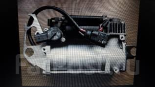 Насос подкачки стоек. Audi Q7