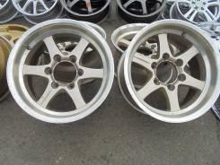 Bridgestone. 8.0x16, 6x139.70, ET3, ЦО 108,0мм.