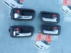 Ручка открывания багажника. Toyota Chaser, JZX100