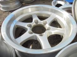 Bridgestone. 8.0x16, 6x139.70, ET5, ЦО 108,0мм.