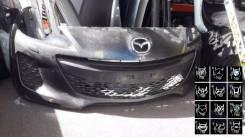 Бампер передний Mazda 3 BL BCW850031JAA BCW850031JBB 2009-2013