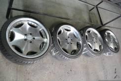 Комплект колес Enkei AME Shallen R19+Pinso 235/35ZR19. 8.5/9.5x19 5x114.30 ET42/45
