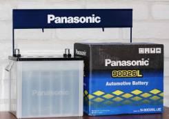 Panasonic. 70 А.ч., левое крепление, производство Япония