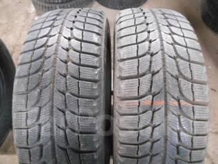 Michelin X-Ice. Зимние, без шипов, 2005 год, износ: 20%, 2 шт