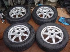 Bridgestone Toprun. 5.5x15, 4x100.00, ET48
