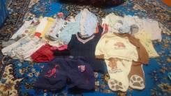 Вещи для ребёнка. Рост: 60-68, 68-74, 74-80, 80-86 см