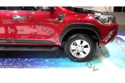 Расширитель крыла. Toyota Hilux Pick Up Toyota Hilux