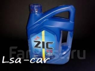 ZIC A. Вязкость 5W-30