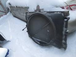 Радиатор охлаждения двигателя. DAF
