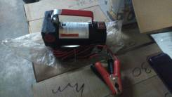 Насос для перекачки дизельного топлива 12 В с шлангом и пистолетом K600002