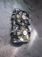 Вентилятор радиатора кондиционера. Toyota Aristo Двигатель 2JZGTE