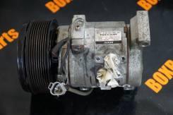 Компрессор кондиционера. Toyota Estima Hybrid, AHR10W Двигатель 2AZFXE