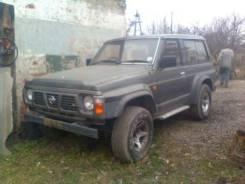 Nissan Patrol. Y60, RD28T TB42E