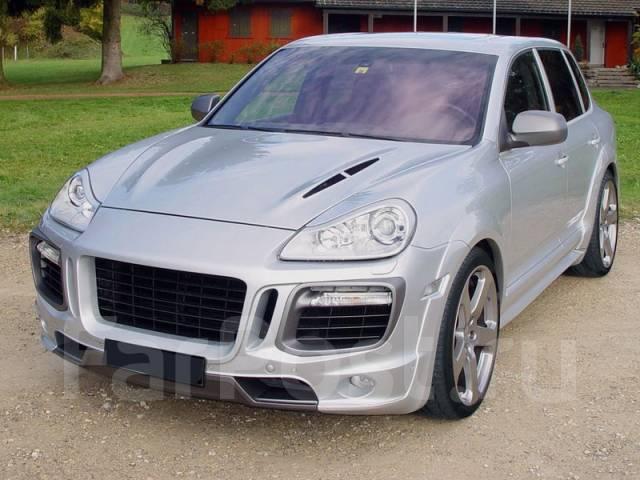 Капот. Porsche Cayenne, 955, 957