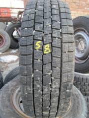 Dunlop DSV-01. Зимние, без шипов, 2008 год, износ: 10%, 1 шт