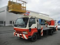 Isuzu Forward. (Juston) автовышка SK260, 28 метров, под птс., 28 м. Под заказ