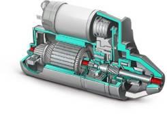 Стартер. Honda CR-V, E-RD1, GF-RD1, GF-RD2 Двигатель B20B
