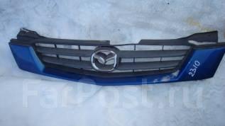 Решетка радиатора. Mazda Demio, DY5R, DY3R, DY5W, DY3W Двигатели: ZJVE, ZYVE