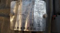 МКПП. Nissan Sunny, FNB14 Двигатель GA15DE