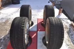 Bridgestone Blizzak VRX. Зимние, без шипов, 2014 год, износ: 100%, 4 шт