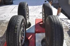 Dunlop Enasave VAN01. Летние, 2015 год, износ: 100%, 4 шт