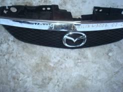 Решетка радиатора. Mazda Familia, BJFP, BJ5P, BJ3P Двигатели: FSZE, ZLDE, B3ME, ZLVE