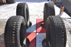 Dunlop DSX. Зимние, без шипов, 2009 год, износ: 100%, 4 шт
