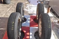Bridgestone Blizzak DM-V1. Зимние, без шипов, 2012 год, износ: 100%, 4 шт