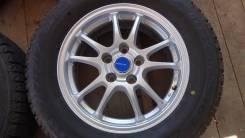 Bridgestone. 6.5x16, 5x114.30, ET39, ЦО 60,1мм.