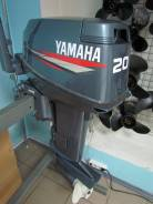 Yamaha. 20,00л.с., 2х тактный, бензин, нога S (381 мм), Год: 1998 год