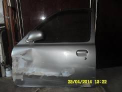 Зеркало заднего вида боковое. Nissan March, AK11 Двигатель CGA3DE