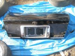 Крышка багажника. Toyota Crown Majesta, JZS177, UZS171, UZS173, UZS175 Toyota Crown, JZS177, UZS171, UZS173, UZS175 Двигатели: 1UZFE, 2JZFSE