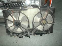 Радиатор охлаждения двигателя. Honda Accord, CL7