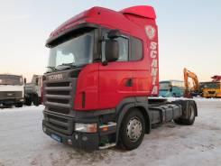 Scania R. 420 - седельный тягач 2007г. в., 11 705 куб. см., 12 500 кг.