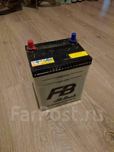 Furukawa Battery. 34 А.ч., производство Япония
