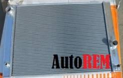Радиатор охлаждения двигателя. BMW 5-Series, E60