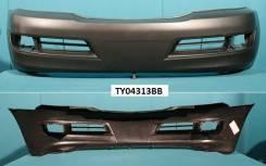 Бампер. Toyota GX470, UZJ120 Lexus GX470, UZJ120 Двигатель 2UZFE