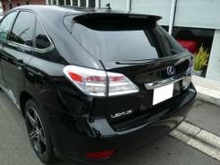 Спойлер на заднее стекло. Lexus RX350 Lexus RX450h