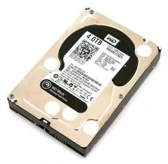 Жесткие диски. 4 000 Гб, интерфейс SATA