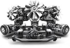 Двигатель в сборе. Renault Volvo Scania DAF Mercedes-Benz MAN Iveco