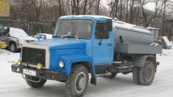 ГАЗ. 53 - Шамбо, 4,00куб. м.