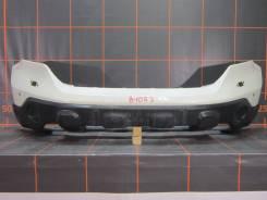 Бампер. Honda CR-V, RE7, RE5, RE3, RE4 Двигатели: K24Z4, K24A, R20A2