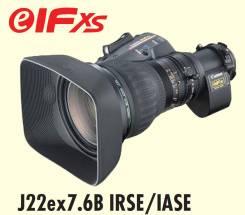 """Продам 22-х кратный объектив Canon J22ex7.6B4 IASE SX12 2/3"""". Для 2/3"""", диаметр фильтра 95 мм"""